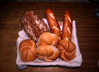 Brot von der Bäckerei Wachtler